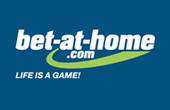 Open a free account at Bet-at-home and get a 50% bonus up to ?20!