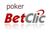 Check for special offers in BetClic and get a welcome bonus and freerolls!
