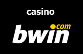 Open an account at bwin Casino and receive a 100% bonus up to ?200!